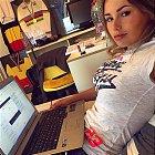 Sexy Nizozemka provokuje fanoušky na svém Instagramu.