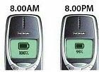 Baterie v telefonu tehdy něco vydržela.