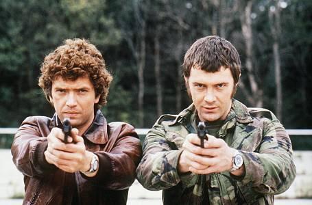 Legendární dvojka z Profesionálů.