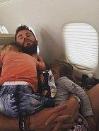 Děti Chrise Hemswortha - India, Sasha a Tristan