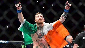 Conor McGregor je vyhlášený bojovník