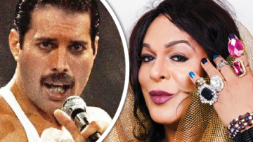 Lanah P a Freddie Mercury