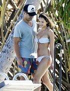 Jessica Alba a manžel Cash Warren.