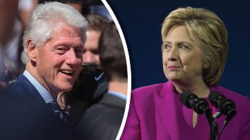 Bill prý touží užívat si bez strachu, že mu to ještě někdo bude vyčítat.
