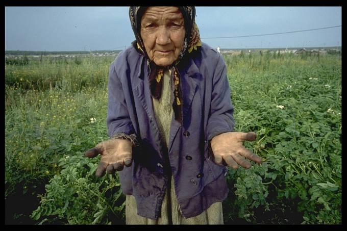 Vokolí Majaku stále žijí tisíce lidí, kteří netuší, co jim vlastně hrozí.