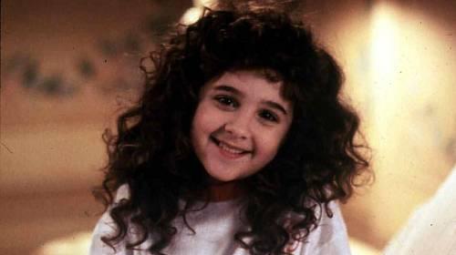 Alisan Porter ve filmu Kudrnatá holka