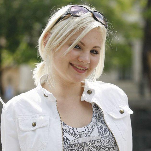 Ivanna Bagová na sto procent věří svému koučovi Michalu Davidovi.