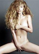 Lady Gaga a její hodně odvážná fotka!