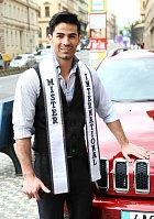 Mister International Jose Anmer Paredes