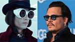 Karlík a továrna na čokoládu, Johnny Depp