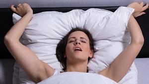 Sexuální sny - ilustrační obrázek