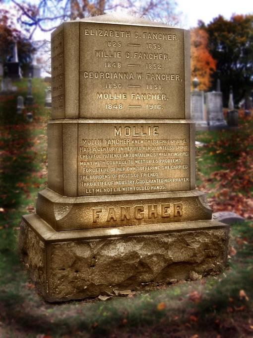 Maryin hrob dodnes vyhledávají lidé zcelého světa.