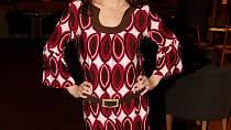 Jeho seriálovou manželkou mu byla Martina Randová, která se může pochlubit výstavní postavou.