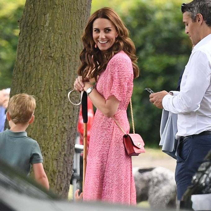 Kate Middleton a princ Louis