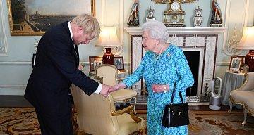 Královna Alžběta a Brexit