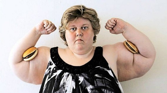 Tak z tohohle jsou bicepsy?