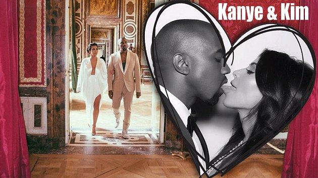 Kim Kardashian sáhla do svatebního alba a podělila se o velmi soukromé snímky...