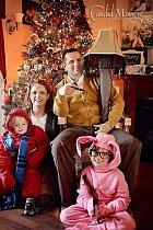 Tohle je vánoční jen do té doby, než si celý snímek pořádně prohlédnete.