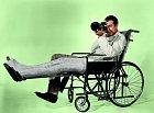 Vthrilleru Okno dodvora (1954) exceloval James Stewart jako fotograf navozíku.