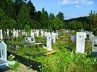 Naruských hřbitovech se někdy dějí neuvěřitelné věci.