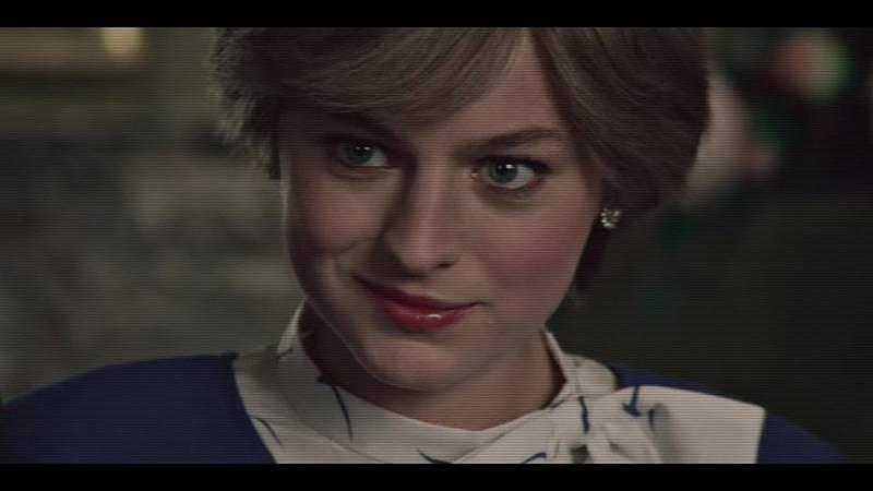 Osudy britské královské rodiny mapuje populární seriál The Crown. V jeho nejnověji zveřejněné, čtvrté sérií do děje vstupuje Lady Diana Spencerová. Děj se točí kolem nešťastného manželství Diany a Charlese. Tvůrci seriálu se snažili být hodnověrní, projev