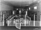 Jeden z prvních samoobslužných obchodů, rok 1918.