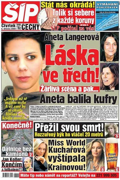 Titulka 6. 3. 2008