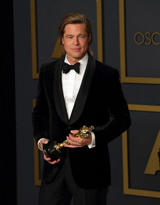 Brad Pitt byl velmi elegantní!