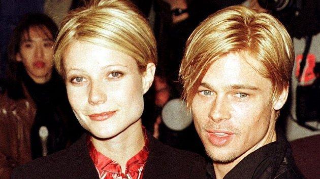 Stará láska nerezaví. Gwyneth by se opět ráda viděla po boku Brada.