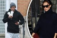 David Beckham už asi jen čeká, až Victoria ukončí manželství.