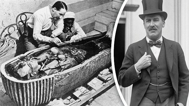 Howard Carter, nedoceněný odborník, nebo sprostý zloděj?