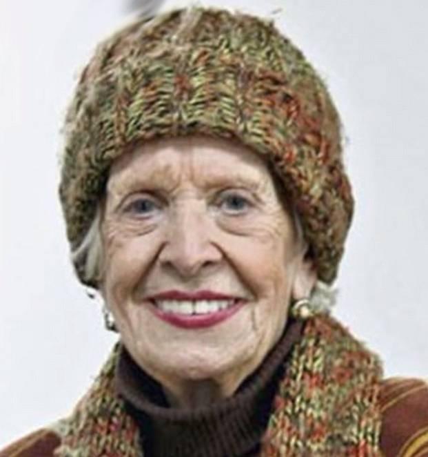 Lydia Lamaison je uznávaná argentinská herečka, která svého času zářila ve filmech i seriálech. Bohužel v roce 2012 zemřela ve věku 97 let. Ostatně Divokého anděla natáčela jako 85 letá babča. Klobouk dolů!