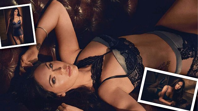 Megan Fox umí být zatraceně sexy!