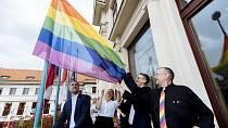 V Praze začal festival Prague Pride, který podpořil i pražský magistrát v čele s primátorem Zdeňkem Hřibem.