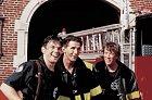 Jason, William Baldwin aScott Glenn vefilmu Oheň (1991)