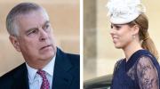 Princ Andrew a princezna Beatrice