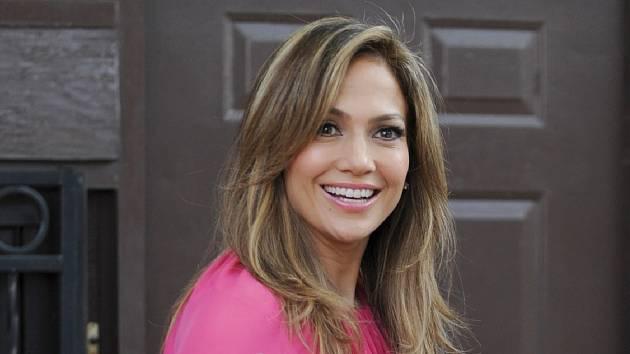 Zpěvačka Jennifer Lopez