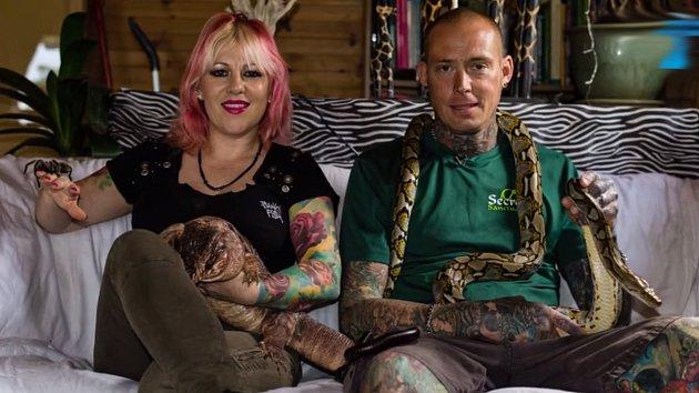 Bizarní manželské páry.