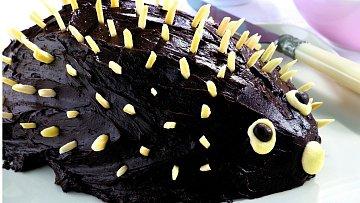 Ježčí dort