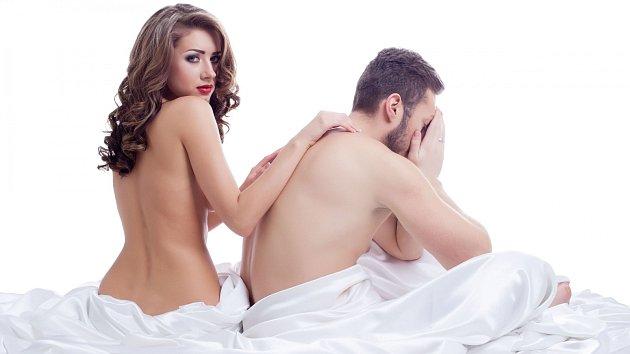 Ani ťuk. Sex je pro páry postižené syndromem spolubydlícího tvrdým oříškem.