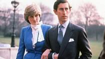 Diana byla do svého muže velmi zamilovaná.