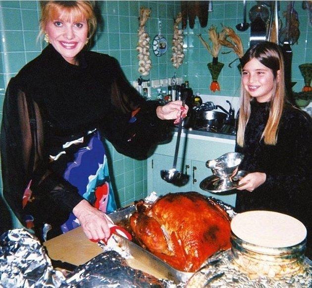 Ivanka Trump a Ivana