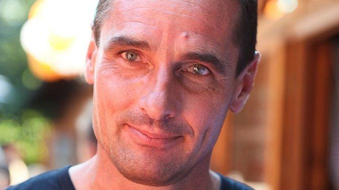 Roman Šebrle se po skončení sportovní kariéry stal moderátorem.