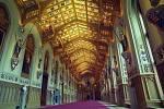 Kaple sv. Jiřího na hradě Windsor