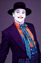 Jack Nicholson je v roli Jokera nezapomenutelný.