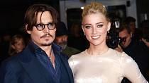 Johnny Depp a Amber Heard