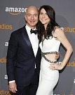 Jeff Bezos a Mackenzie Bezos