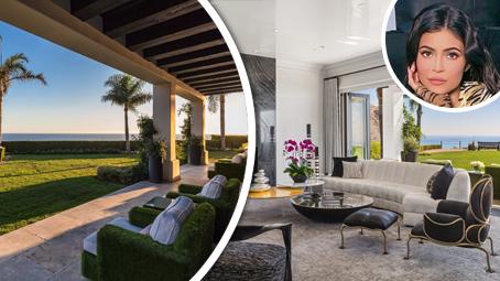 Kylie Jenner si pronajímá tohle luxusní sídlo