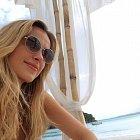 Petra Němcová si užívá v Karibiku.