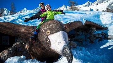 Stylová zábava pro nejmenší ze Ski amadé